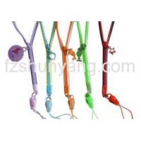 Wholesale zipper lanyard from china suppliers