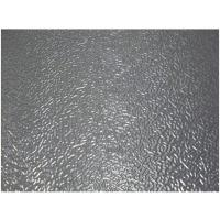 Wholesale Stucco Embossed Aluminum Sheet / Diamond Checkered Sheets 0.5mm - 2mm from china suppliers