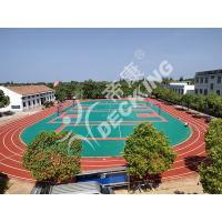 China Tennis Court Floor, Tennis Court Floor Tiles, Modular PP Floor for Tennis Court for sale