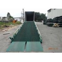 Wholesale Truck Lifting Mobile Yard Ramp Optional Color With CE Certification from china suppliers