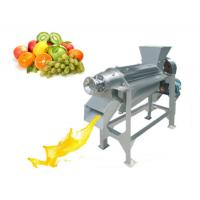 Buy cheap Stainless Steels Juice Extractor Machine, Commercial Orange Juice Making Machine from wholesalers