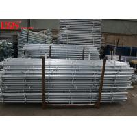 Wholesale Multipurpose Scaffolding Ring Lock System 3M , Stair Scaffolding System For Viaducts from china suppliers