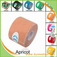 Wholesale Sports Physiotherapy Tape Kinesio Tape with Various colours from china suppliers