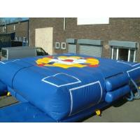 Wholesale Printing Inflatable Stunt Bag Mat Big Jump Air Bag Activities from china suppliers