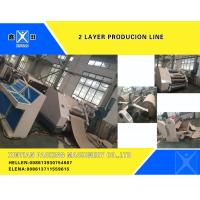 Wholesale Fixed Corrugated Single Facer Corrugated Carton Machinery CE / ISO9001 from china suppliers