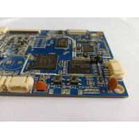 China PCB Assembly with Cable FR4 Material Blue Mask Customied Size X Ray Inspection on sale