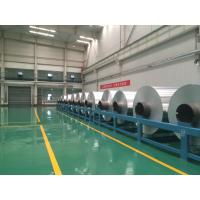 Wholesale Thickness 0.006mm - 0.2mm Aluminum Sheet Roll Jumbo Roll Alloy 8011 / 8006 from china suppliers