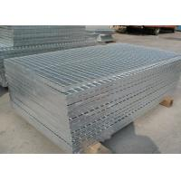 Wholesale 3mm Thickness Galvanized Steel Grating Flat Cooling Towers Gratings from china suppliers