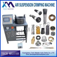 Wholesale Manual Hydraulic Hose Crimping Machine Tool , Audi Air Suspension Shock Crimping Machine from china suppliers