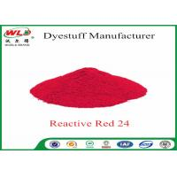 Wholesale Textile Dyeing Chemicals Reactive Brill Red K-2BP C I Reactive Red 24 from china suppliers