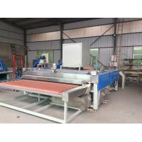 China Automatic Horizontal Glass Cleaning Machine on sale
