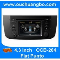 Wholesale Ouchuangbo car Bluetooth DVD GPS Kit for Fiat Punto S100 platform with CD changer canbus high quality OCB-264 from china suppliers