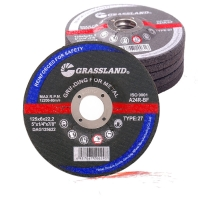 Wholesale 125x6.4x22 MM resin bonded grinding wheel for polishing and grinding carbon steel from china suppliers