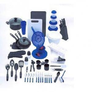 China 80pc Carbon Steel Cookware Ensemble Set on sale