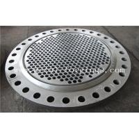 Wholesale Tube Sheet Double Stainless Steel Forged Disc 1.4462, F51, S31803 F60, S32205 F53, S32750 from china suppliers