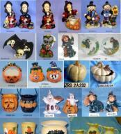 China Halloween gifts and decorations on sale