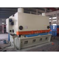 Wholesale Foot Operated Guillotine For Metal Cutting , Mechanical Guillotine Shear from china suppliers