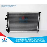 China Auto Engine Parts Truck Parts High Performance Aluminum Radiators For RENAULT MEGANE on sale