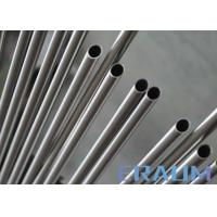 Wholesale Cold Rolled Nickel Alloy Tube Bright Annealing Or Pickling , 100 % PMI Test from china suppliers