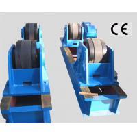 China Adjustable Vessel Pipe Rollers Hydraulic Bending Machine Digital Display VFD for sale