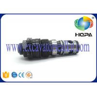 Wholesale Ex75-2 EX3600 Hitachi Excavator Spare Parts , Spill Control Valve Iron Material from china suppliers