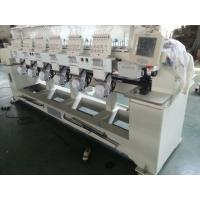 Buy cheap 6 Heads Tubular Embroidery Machine For Backpacks / Sweat Suits from wholesalers