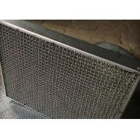 Wholesale 304 Stainless Steel Mesh Gas Liquid Filter Corrosion / High Temperature Resistance from china suppliers
