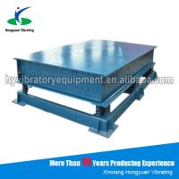 China ZDP series lab Concrete Vibrating Table on sale
