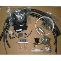 Wholesale Lo.gas CNG Multipoint Sequential Injection System Conversion kits, for 3 or 4cylinder EFI petrol Cars from china suppliers