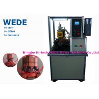 Wholesale Failure Monitoring Armature Welding Machine Single Head Hotstackng With Cooling System from china suppliers