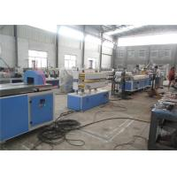 Wholesale Wood Plastic Composite Machinery / WPC PVC Wood Profile Extrusion Line from china suppliers