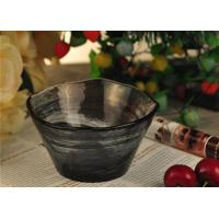 Wholesale wedding table decorations colored glass tealight candle holder bowl from china suppliers