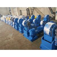 Buy cheap Self Aligning 40 Tons Tank Rotator Round Welding Seam 1m/Min from wholesalers