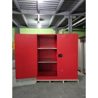 Buy cheap Explosion Proof Chemical Safety Storage Cabinets 45 Gallon For Industry Paint from wholesalers