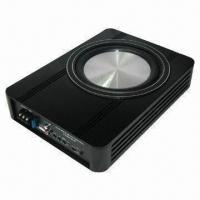 8-inch active subwoofer with amplifier