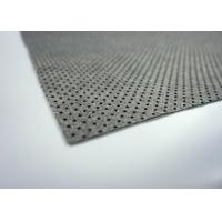 Wholesale 190gsm Black Non Woven Felt High Thermostability With Big Pvc Dots from china suppliers