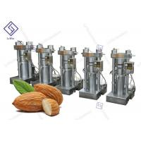 China Commercial Oil Presser Automatic Mustard Oil Machine Large Screw CE Certification for sale