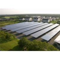 Wholesale Architectural Commercial Solar Carports Commercial Building Integrated Photovoltaics Facade from china suppliers