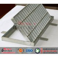 Wholesale Drainage Trench Cover | Steel Grating Trench cover from china suppliers