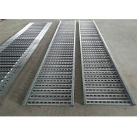 Galvanized Steel Cable Tray Trunking Wire Mesh Cold Rolled Forming Machines
