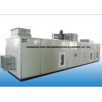 Wholesale High Efficient Desiccant Wheel Dehumidifier Equipment with HVAC 12000m³ /h from china suppliers