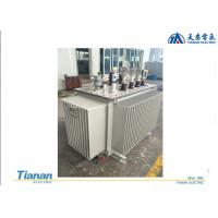 Wholesale 12kV 800KVA Outdoor Three Phase Oil Immersed Electric Power Transformer from china suppliers