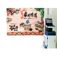 Wholesale PNG Image 120W 30sqm/h CMYK Wall Mural Printing Machine from china suppliers