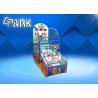 Kids Basketball Scoring Machine Shooting Arcade Game Size L154*W85*H192 CM for sale