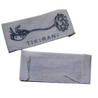 Wholesale Woven Labels For Clothes, Iron On Clothing Label With Customized Color / Logo from china suppliers
