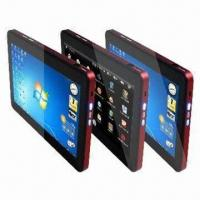 Wholesale Tablet PCs, 10.1-inch LED + Android 4.0/Win7 + 1.3-megapixel Camera + 3G + 1,080p HD Video from china suppliers
