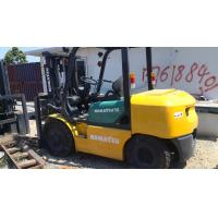 Wholesale USED KOMATSU 5T FD50 Forklift for sale from china suppliers