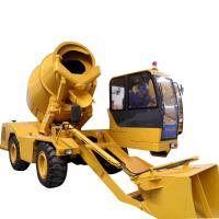 Wholesale Fm3.5-3 Mobile Concrete Mixing Station from china suppliers