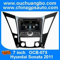 Wholesale Ouchuangbo S100 Platform Car GPS for Hyundai Sonata 2011 3G Wifi DDR DVD Navi Multimedia System OCB-075 from china suppliers