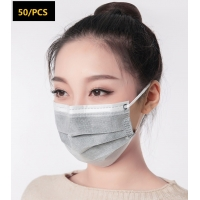 Wholesale Disposable Breathable 4 Layer Activated Carbon and non-woven fabric protective Mask from china suppliers
